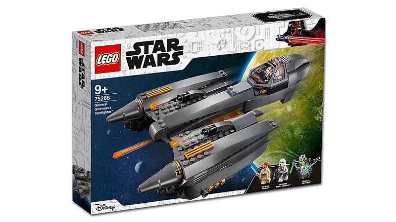 LEGO Star Wars: General Grievous Starfighter (75286)
