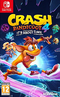 Crash Bandicoot 4: Its About Time (Switch)