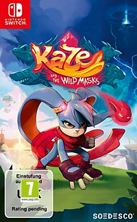 Kaze and the Wild Masks (Switch)