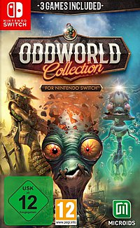 Oddworld Collection (Switch)