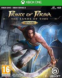 Prince of Persia: The Sands of Time Remake (Xbox One)