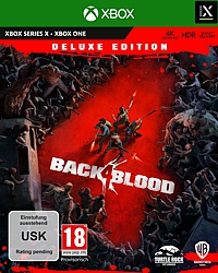 Back 4 Blood - Deluxe Edition (Xbox Series)