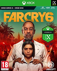 Far Cry 6 (Xbox Series)