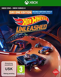 Hot Wheels Unleashed - Day 1 Edition (Xbox Series)