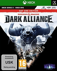 Dungeons & Dragons: Dark Alliance - Day 1 Edition (Xbox One)