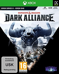Dungeons & Dragons: Dark Alliance - Steelbook Edition (Xbox One)