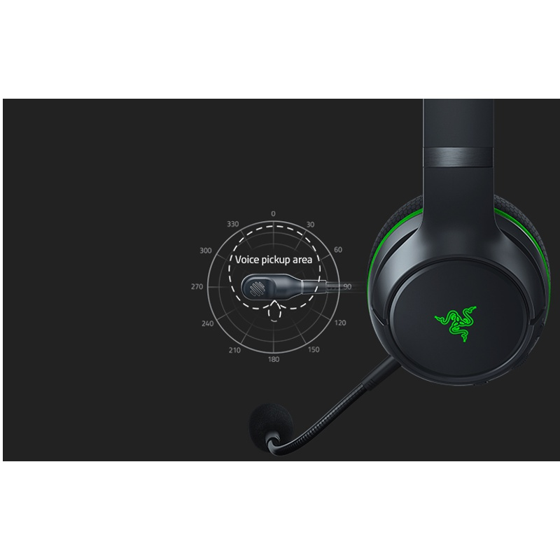 Headset Razer Kaira Pro Wireless (Xbox Series)