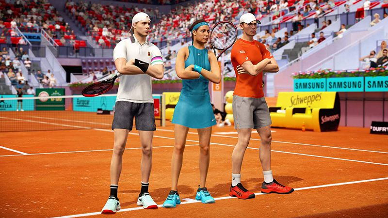 Tennis World Tour 2 - Complete Edition (Xbox Series)
