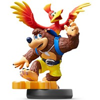 amiibo Super Smash Bros. Collection: 085 Banjo & Kazooie