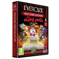 Evercade Cartridge 14 - The Oliver Twins Collection (11 Games)