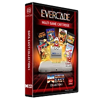 Evercade Cartridge 03 - DataEast Collection 1 (10 Games)