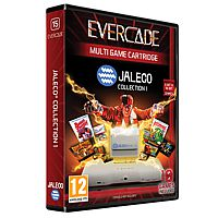 Evercade Cartridge 15 - Jaleco Collection 1 (10 Games)