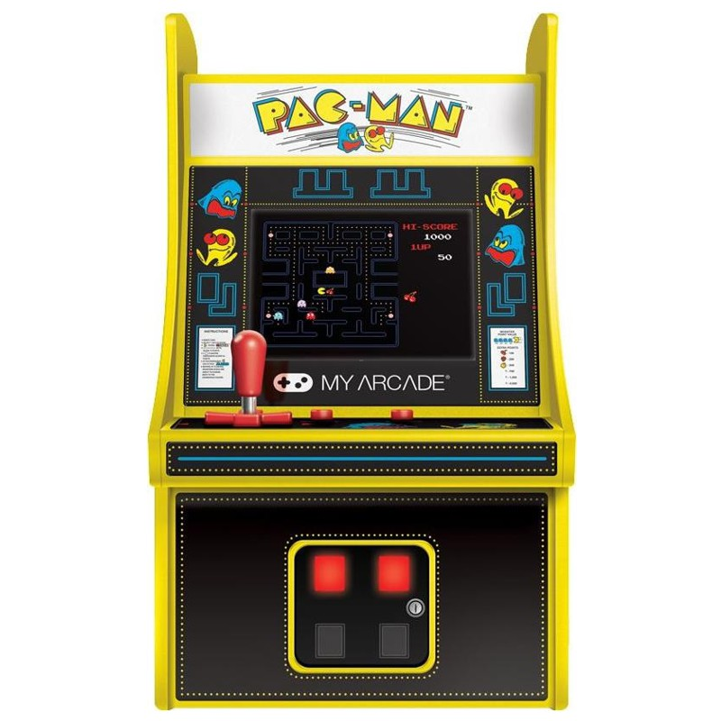 My Arcade: Pac-Man Micro Player
