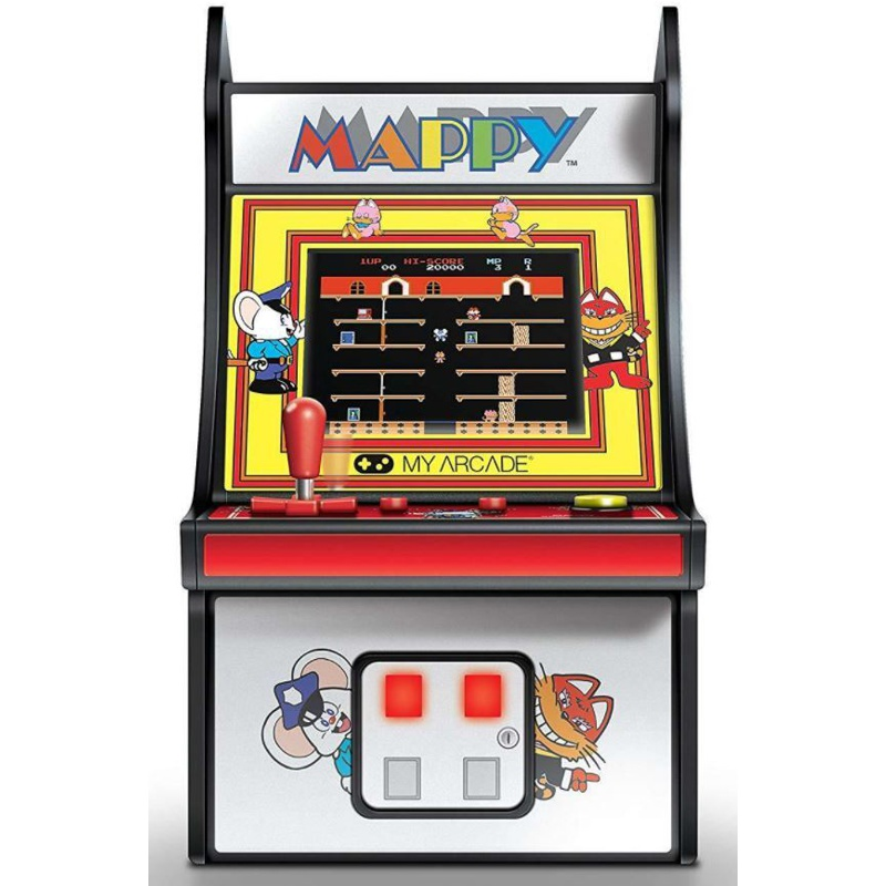 My Arcade: Mappy Micro Player