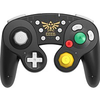 Controller Switch Wireless Battle Pad - Zelda (Game Cube Design) (Switch)