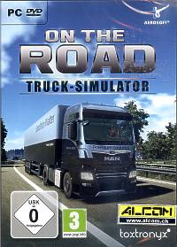 On the Road: Truck-Simulator (PC-Spiel)