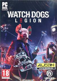 Watch Dogs: Legion (PC-Spiel)