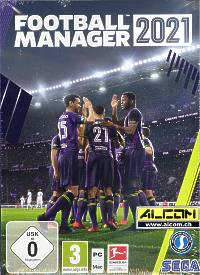 Football Manager 2021 (PC-Spiel)