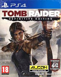 Tomb Raider: The Definitive Edition (Playstation 4)