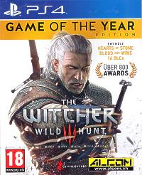 The Witcher 3: Wild Hunt - Game of the Year Edition (Playstation 4)