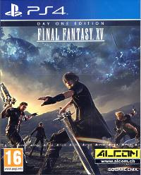 Final Fantasy 15 - Day One Edition (Playstation 4)
