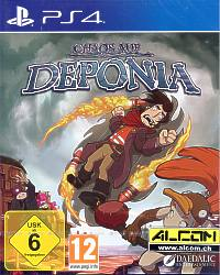 Chaos auf Deponia (Playstation 4)