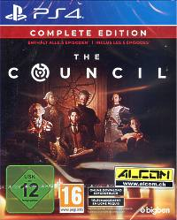 The Council - Complete Edition (Playstation 4)