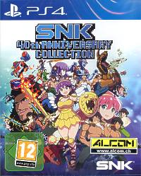 SNK 40th Anniversary Collection (Playstation 4)
