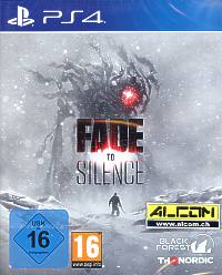 Fade to Silence (Playstation 4)