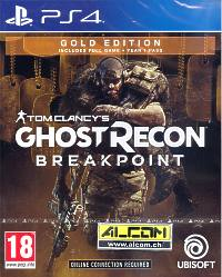 Ghost Recon: Breakpoint - Gold Edition (Playstation 4)