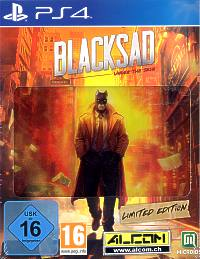 Blacksad: Under the Skin - Limited Edition (Playstation 4)