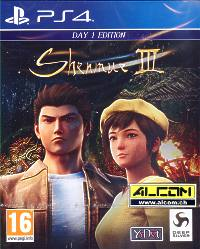 Shenmue 3 - Day One Edition (Playstation 4)
