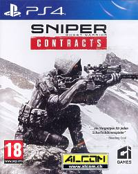 Sniper: Ghost Warrior Contracts (Playstation 4)