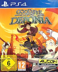 Goodbye Deponia (Playstation 4)