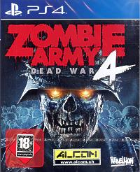 Zombie Army 4: Dead War (Playstation 4)