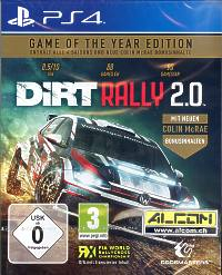DIRT Rally 2.0 - Game of the Year Edition (Playstation 4)