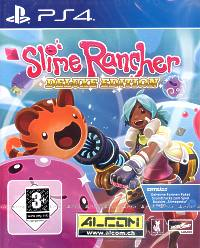 Slime Rancher - Deluxe Edition (Playstation 4)