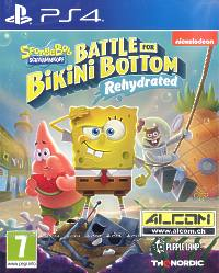 SpongeBob: Battle for Bikini Bottom - Rehydrated (Playstation 4)