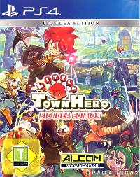 Little Town Hero - Big Idea Edition (Playstation 4)