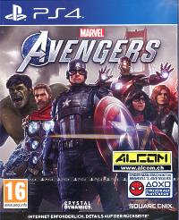 Marvels Avengers (Playstation 4)
