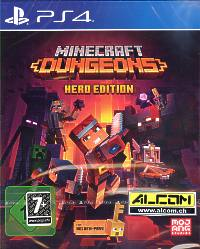 Minecraft Dungeons - Hero Edition (Playstation 4)