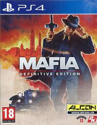Mafia 1 - Definitive Edition (Playstation 4)