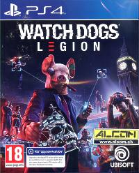 Watch Dogs: Legion (Playstation 4)
