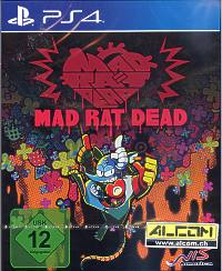 Mad Rat Dead (Playstation 4)