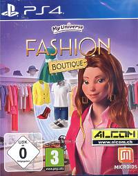 My Universe: Fashion Boutique (Playstation 4)