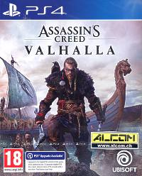 Assassins Creed: Valhalla (Playstation 4)