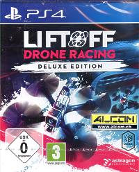 Liftoff: Drone Racing - Deluxe Edition (Playstation 4)