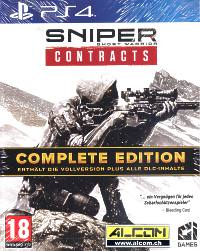 Sniper: Ghost Warrior Contracts - Complete Edition (Playstation 4)