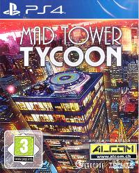 Mad Tower Tycoon (Playstation 4)