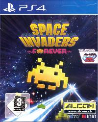 Space Invaders Forever (Playstation 4)